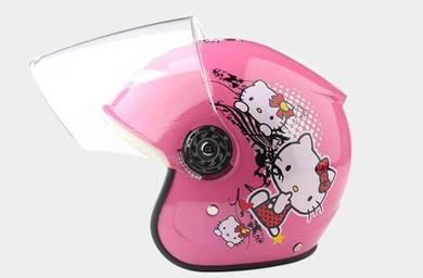 Kid Motorcycle Helmet