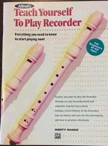 Buku Belajar Recorder