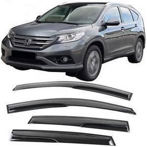 Door visor mugen Honda BRV/HRV Made In Malaysia