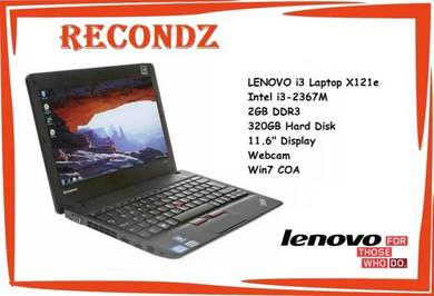 LENOVO thinkpad i3 Laptop with webcam