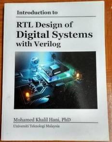 RTL Design of Digital Systems with Verilog