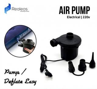Electric air pump 07