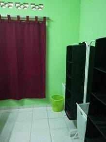 Rooms Rental for Male Pantai Peringgit, Melaka