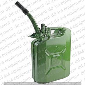 Jerry can petrol tank fuel DIESER 10 litre 4WD 4X4