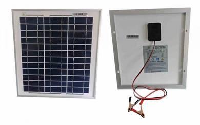 10W / 10-Watt Polycrystalline A-Grade Solar Panel