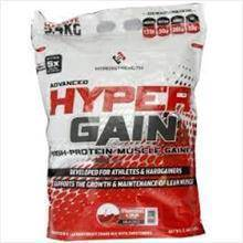 Hyper Strength Hyper Gain Lean Mass naik berat bad