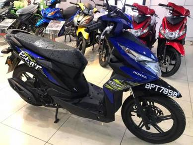 Honda Beat 110 New Bike Interchange ~ Mileage 0