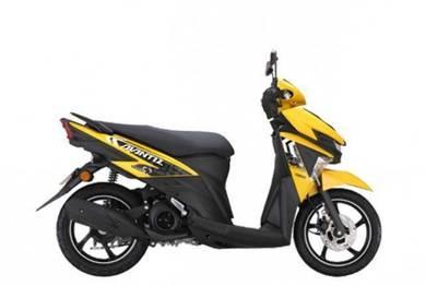 Yamaha Avantiz / EGO AVANTIZ 125 / AVANTIZ125