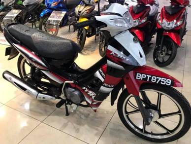 Modenas MR1 New Interchange Bike ~ Mileage 0 KM