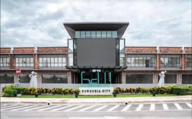Bell Avenue Shop office Kata Warisan Sunsuria Xiamen Sepang