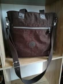 Kipling Bag Dark Brown