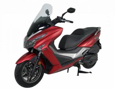 2021 Elegan 250 ABS New Year Offer