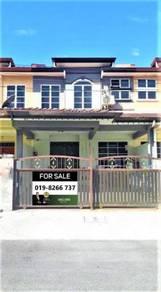 Double Storey Terrace Intermediate House At Taman Sri Matang