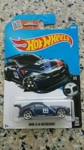 HotWheels BMW Z4 M Motorsport