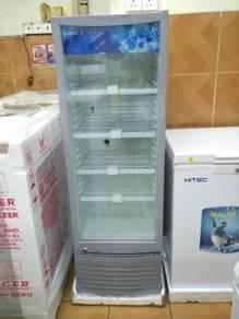MALAYSIA SET - Chiller Hitec 200 liter Baru New