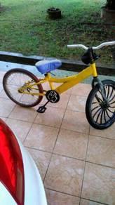 Basikal lajak murah