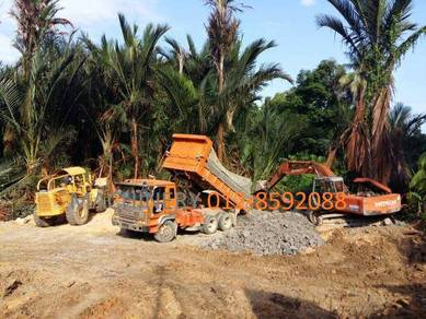 Machinery for rent excavator lorry backhoe