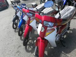 Demak EX90 Free Plate DDD On the Road Loan Kedai