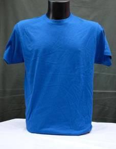 Pembekal Tshirt Kosong Tangan Pendek 160gsm