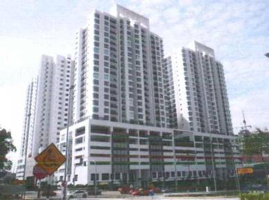Dwi Alif Apartment, Johor Bahru For Auction