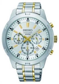 SEIKO ORIGINAL Chronograph Quartz SKS607P1/SKS609P