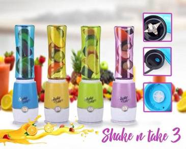 Colour Shake N Take 3
