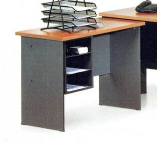 Home / Office Side Table 3 Feet + 3 open shelf