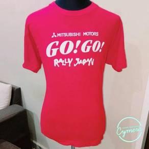 T-Shirt RALLIART Go! Go! Rally Japan