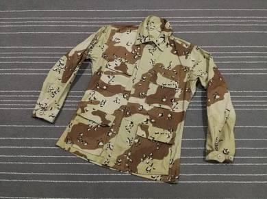 USA army combat uniform SAIZ XL