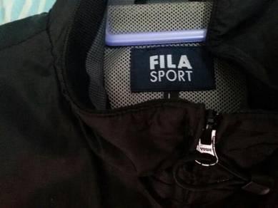 Original Fila Vest Size L