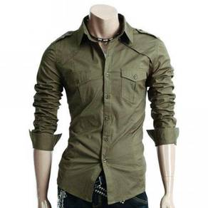 High quality military style shirt