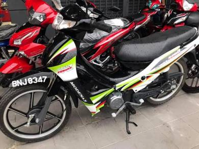 Modenas MR1 New Bike Interchange ~ Mileage 0