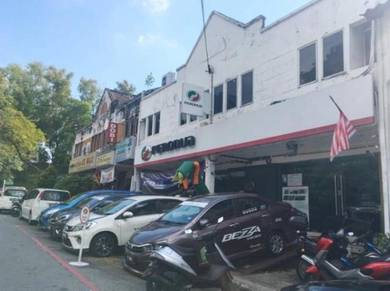 [CROWDED AREA] Seksyen 11 Shah Alam Double Storey Shop