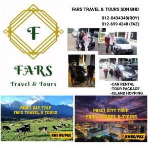 Fars travel & tours pakej percutian