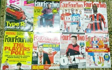 Majalah FourFourTwo