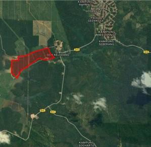 Agriculture Land 185 acre Ulu Bernam Selangor