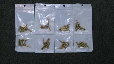 Acoustic Guitar Brass Pin