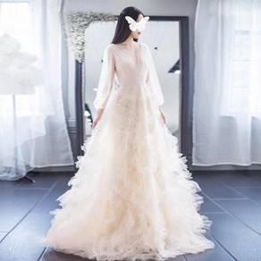 Wedding bridal prom evening dress gown RB0621