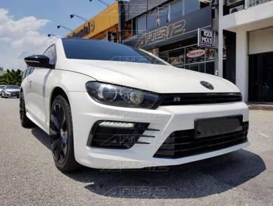 VW Scirocco R 2015 facelift Bumper bodykit