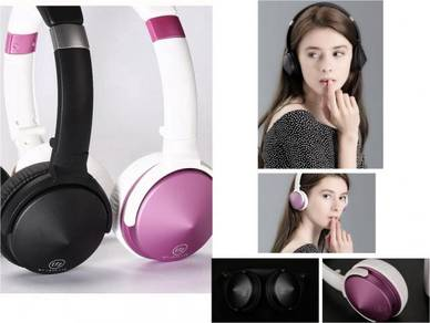TFZ My Love Ltd on-ear headphone (2 black+purple)