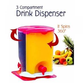 3 compartment water dispenser 12