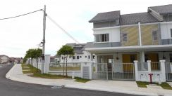 Best 2 Storey Terrace 20x65 House Putrajaya South 20x65 FREEHOLD 0%