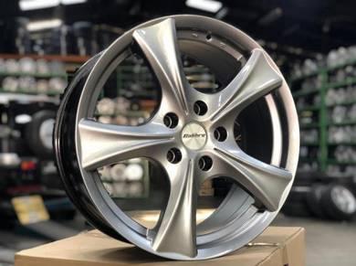 Original 18 inch Calibre Rim for VW Transporter T5