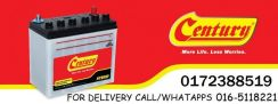 Car battery delivery service penghantaran batteri