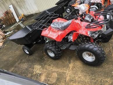 ATV 130cc se Motor new (Penang)