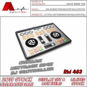 Numark Mixtrack Edge Ultra Portable DJ Controller