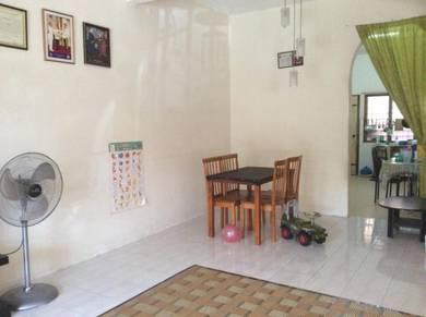 Price Drop FREEHOLD 2 Storey Terrace in Taman Desa Permai, Meru