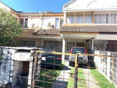 Bandar sunway pjs 9 double storey house for sale