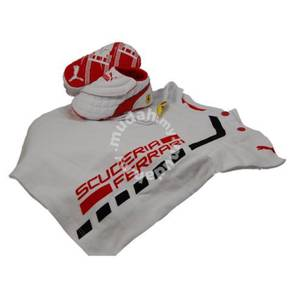 Puma Ferrari baby clothes toddler shoes