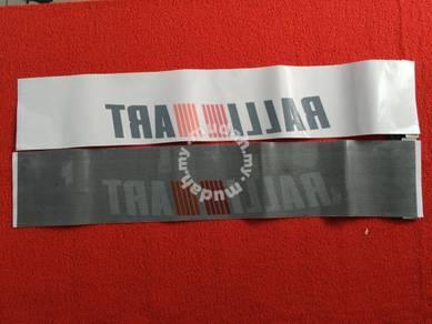 Sticker ralliart